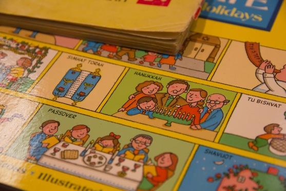 Books for children exploring the Jewish faith.
