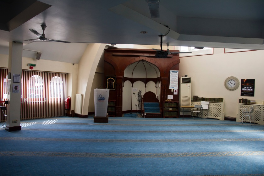 Prayer Leaders Seat